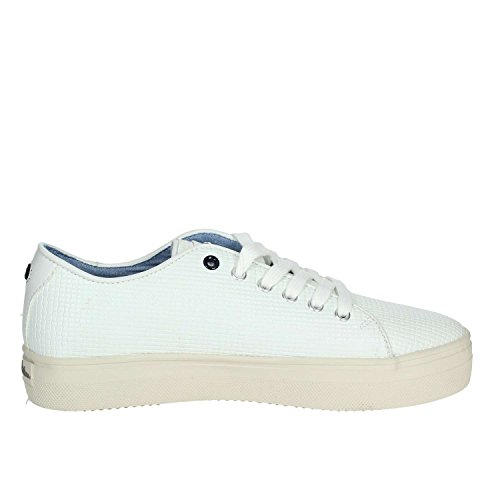 Blanc Assn Femme Polo Sneakers Trixy4110s7 s U EYxCSwTT