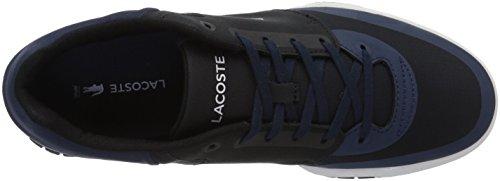 Lacoste Mens Indiana Evo 417 1 Sneaker Zwart / Marine