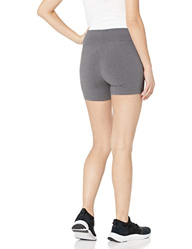 Jockey Women's Bike Short with Wide Waistband