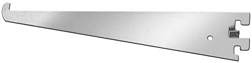 Shelving Bracket, Knife Edge, Steel, PK24
