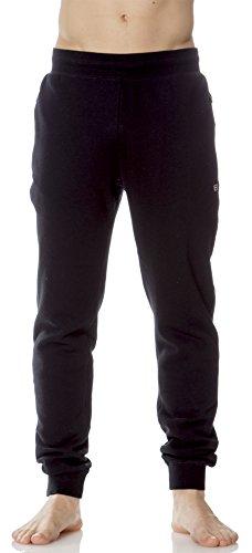 (L63443) Layer 8 Mens Cotton Blend Fleece Jogger in Black Size: L (Old Navy Tech Vest compare prices)