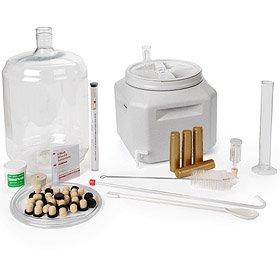 E.C. Kraus 6 Gallon Wine Equipment Kit