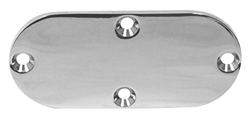 V-Factor 78004 Inspection Cover For Big Twin