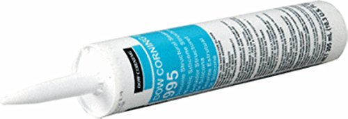 Dow Corning 995 Silicone Structural Sealant - White