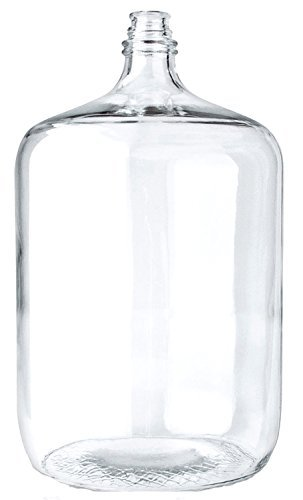 Glass Carboy  6.5 gal Glass Carboy by Glass Carboy