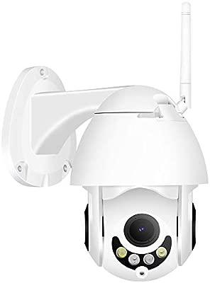 Ptz Cámara IP para Exteriores WiFi 1080P Detección De ...