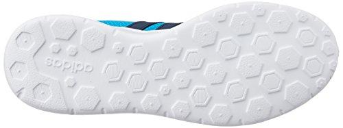 adidas LITE RACER - Scarpe da ginnastica da Uomo, taglia 46 2/3, colore Blu
