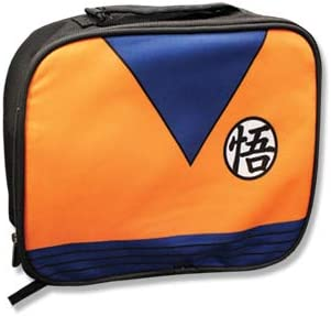 Dragon Ball Super Goku Uniform Lunch Bag