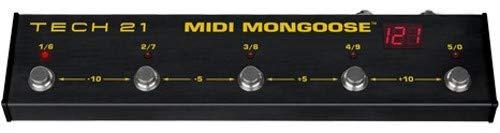 Tech 21 MIDI Mongoose - Midi Guitar Foot Controller