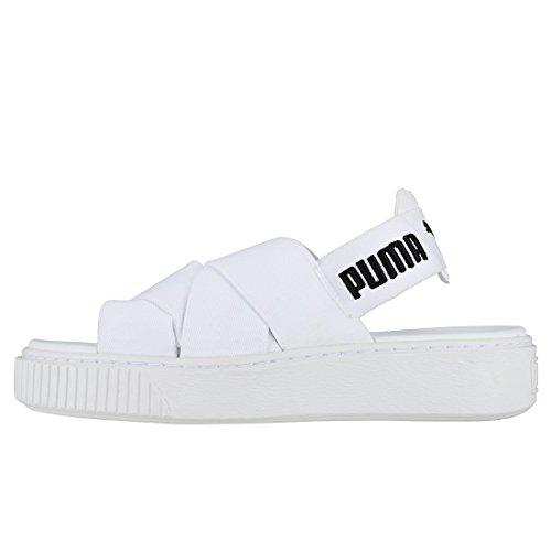 Bianco Platform Puma Sandal Platform Wns Puma 1HYn7qqXB