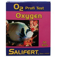 Oxygen Kit Test - Salifert Dissolved Oxygen Test Kit