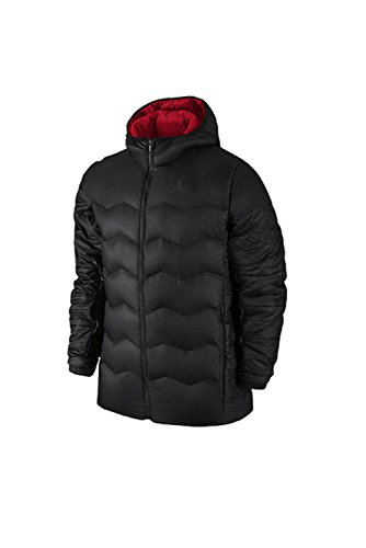 Price comparison product image Jordan Flight Hyperply Jacket - Men's (X-Largre, Black)