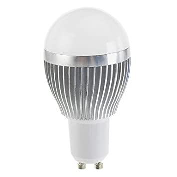 Amazon.com: Lights Bulbs, GU10 5 W COB 358 LM Cool White Globe Bulbs AC 85-265 V: Home & Kitchen