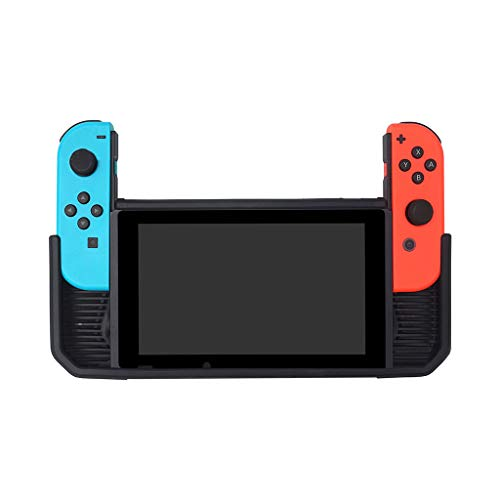 HankuHybrid Case for Nintendo Switch Rugged Rubberized Snap on Hard Cover TPU ()