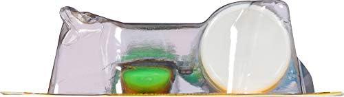 31fEsft66UL. AC - Orajel Elmo Fluoride-Free Tooth & Gum Cleanser 1.0 Oz. With Toothbrush, Banana Apple, 1 Oz.