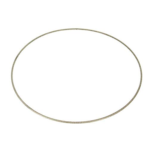 ZJN-JN 切断砥石 金属サーキュラーソーブレードセット143ミリメートルステンレススチールガラスの交換ブレードフィット感のためのジェミニ牡牛座3リングソーは木材、金属とプラスチックをカット 切断工具