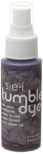 SEI Tumble Dye Plum Individual Spray Bottle, (Plum Dye)