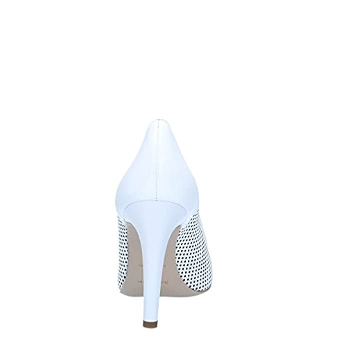 Nero Giardini P805500de Decollete Donna Bianco 35