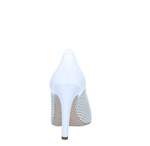Donna Decollete P805500de Bianco Nero Giardini taq7Bwa6