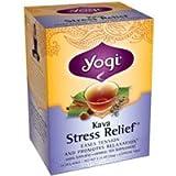 Yogi Kava Stress Relief Tea -- 3x16 Bag