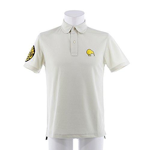 ポロシャツ メンズ エディットオブキウィ edit of KIWI 2018 春夏 ゴルフウェア M(M) ベージュ(C005) 81ek5sp06100m