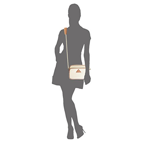 Arden Cove Full Anti-Theft Waterproof Cross-Body Bag (20'' Drop Length, Cream) by Arden Cove (Image #7)