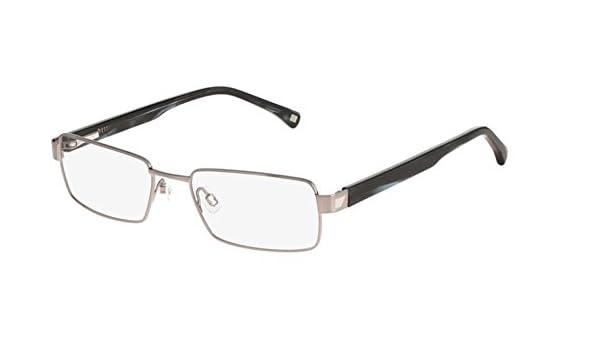 54188ccbb8e Eyeglasses Altair A4034 A 4034 Gun at Amazon Men s Clothing store