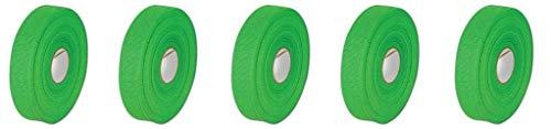 Brasel Products 1230 Green 3/4'' Bantex Cohesive Gauze Finger Tape, 0.75'', Green (Pack of 16) (5-(Pack)) by Brasel Products (Image #1)