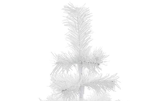 EST. LEE DISPLAY L D 1902 24'' Classic White Tinsel Feather Tree Tabletop Christmas Retail Tree by EST. LEE DISPLAY L D 1902 (Image #3)