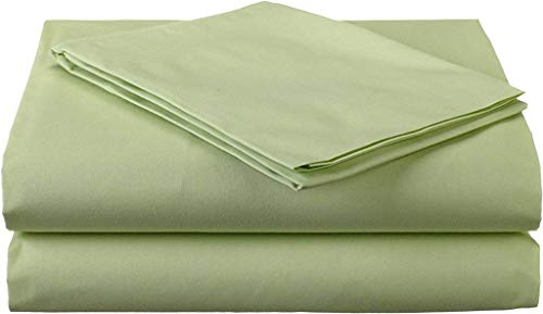 Fabricalicious Linen Twin-XL Size Sage Solid 100% Pure for sale  Delivered anywhere in Canada