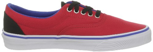 Princess Rouge Adulte Chaussures Era Red Mixte Bl Vans gv71Saw