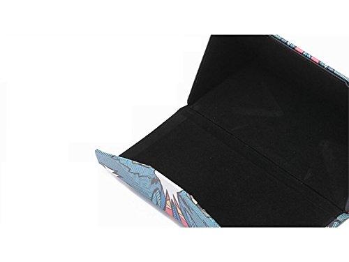 À Triangle Étui Forme Taille Difficile couleur marron Hnbgy 7cm Multicolor3 Soleil De Lunettes 16 Pliable En Multicolor3 Dur 8EHRqn