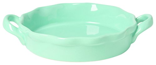 Now Designs Creme Brulee Ramekin Set, Set of 4, Eggshell Blue by Now Designs (Image #3)