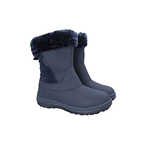 durable service Mountain Warehouse Selkirk Womens Fleece Lined Snow Boots