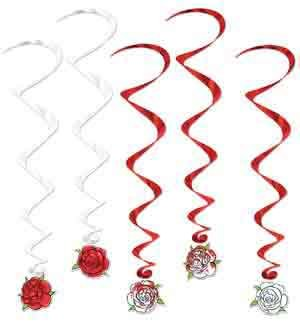 Alice In Wonderland Rose Whirls [Contains 3 Manufacturer Retail Unit(s) Per Amazon Combined Package Sales Unit] - SKU# 52121