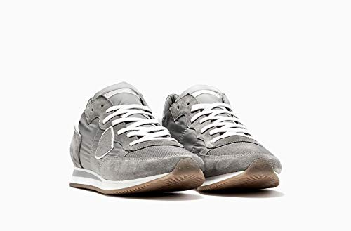 Philippe Model Sneakers Uomo cod.TRLU Grigio Size:42