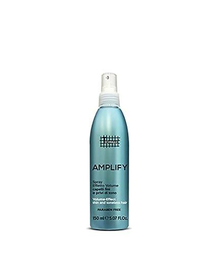 Technique Just Amplify- Espray para cabello fino, efecto rizos 150 ml. Sin parabenos