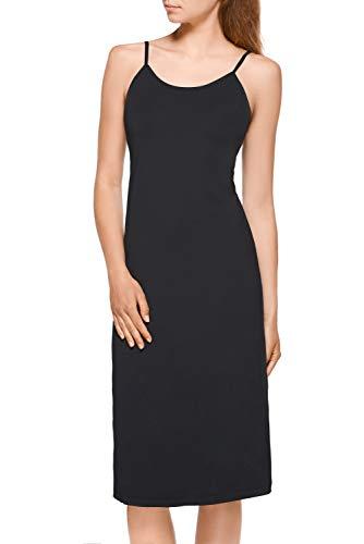 Mellice - Damen Unterkleid Lang - 1020