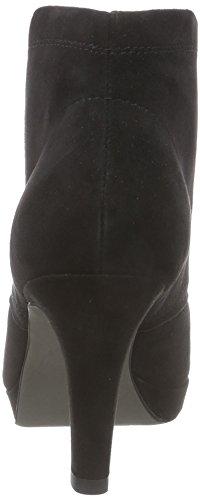 Tamaris 25107 - botas de cuero mujer negro - negro