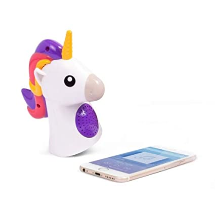 Thumbs Up Enceinte Bluetooth Licorne Avec Cable Usb Pour Charge