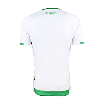 comprar lo mejor elegir original estilos de moda Camiseta de entrenamiento Adulto 304JVG0 Blanca/Verde Real ...