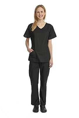 Denice Medical Uniforms For Women Medical Clothing Binding Wrap Set 944