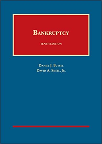 Book Bankruptcy (University Casebook Series)