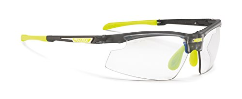Rudy Project Synform - Lunettes cyclisme - vert/noir 2018 lunettes uvex