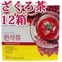 [オットギ三和]ザクロ茶(粉末)12個新パッケージになって登場お値段そのままで増量!(韓国飲料、お茶)