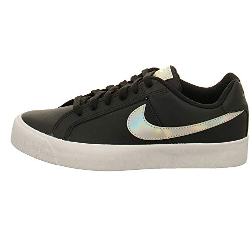 Para Royale Oil lt Zapatillas Court c silver Ac Mujer Grey Nike Wmns wpAXqOf