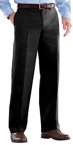 Croft & Barrow Mens Classic Fit Flat Front Expandable Waist Dress Pants, 32x32, -