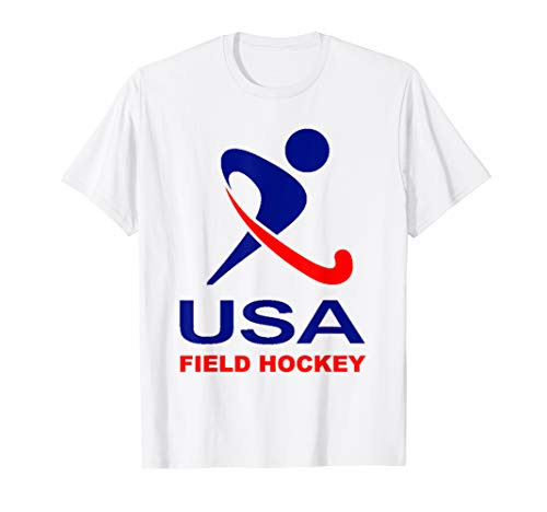 USA Field Hockey Game T Shirt (The Best Hockey Game)