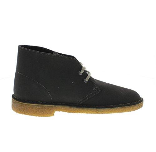 CLARKS 26129906 desert boot grigio DK GREY Taglia 39