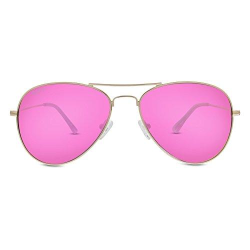 Designer Sunglasses - Diff Eyewear - Cruz - Aviator Sunglasses - 100% UVA/UVB